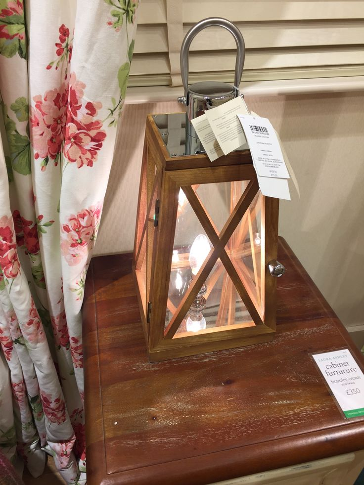 Side lamps new in from Laura Ashley and in the sale £55 ish? Not much good for reading thou'…look cool with those new funky bulbs!