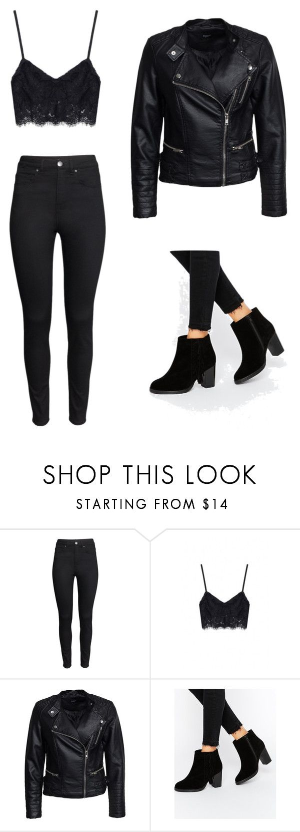 """""""G eazy concert outfit"""" by paradiserxuhls ❤ liked on Polyvore featuring H&M, Sisters Point and ASOS"""