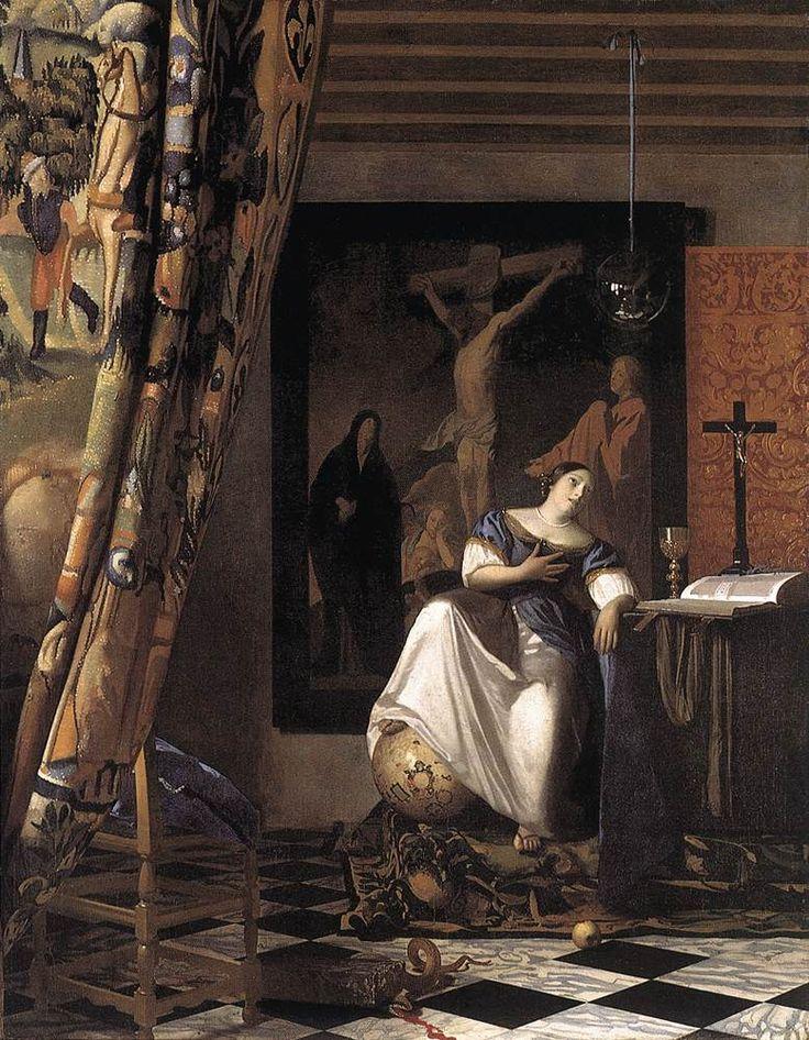 Αλληγορία της Πίστης. (1671 ή 1674)