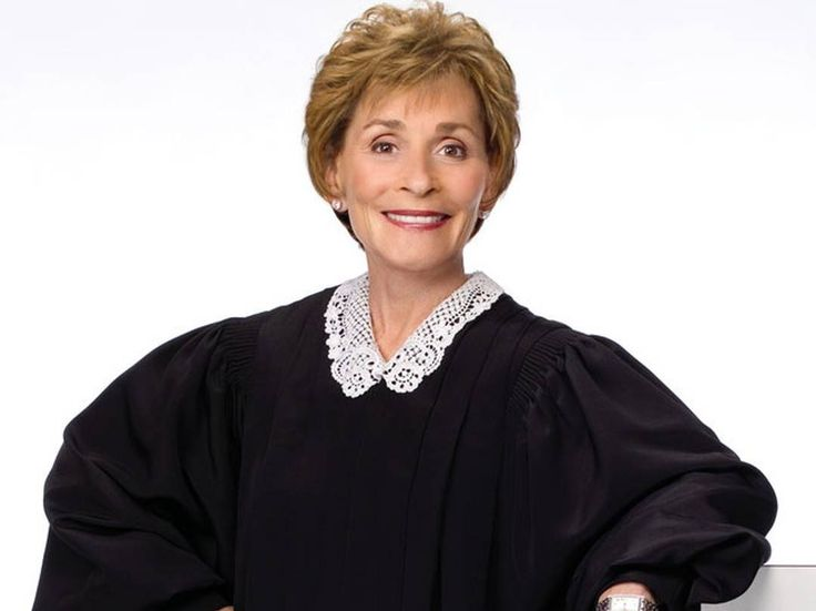 """1998 - An episode of """"Judge Judy"""" aired in which Sex Pistol Johnny Rotten appeared as the defendant in a case involving a drummer who sued Rotten for allegedly head-butting him during a contract dispute. Would you rather have your case settled by Judge Judy Judge Joe Brown or on The Peoples Court? #TodayInHistory"""