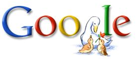 Mother's Day Google (May 11, 2008) - celebrated on the 'Second Sunday of May'