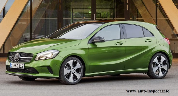 Auto Holdings: Mercedes-Benz A Class