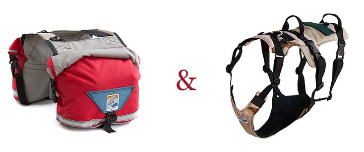Trekking Roll-top Pack + Tailor-made Harness $160. Average Weight: 8oz. each piece. No chafing! (HolycrapLiz: just ordered this on 8/8/16! Can't wait!!)