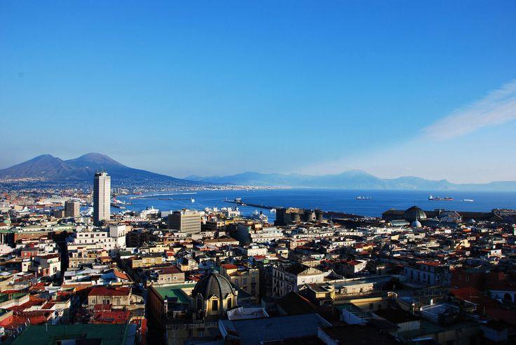 Побережье грез: Неаполь и Амальфи #неаполь #амальфи #италия #отдых #путешествия #туризм