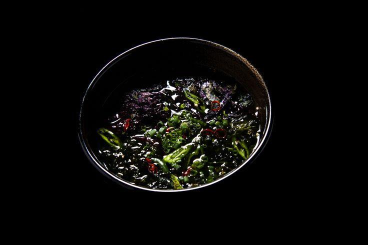 海苔スープ ¥550