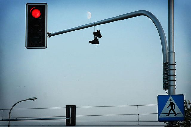 Shoefiti: Behind the Modern Mystery of Shoe Tossing