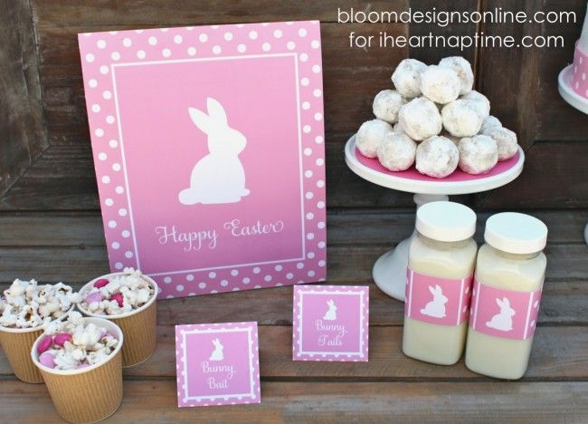 Easter party printables   – Easter Fun