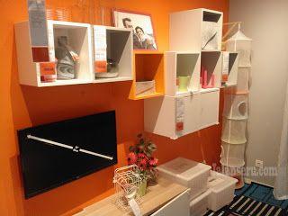 Contek Desain Interior Rumah Di IKEA Alam Sutra Tangerang