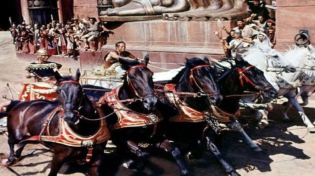 http://b.myplex.tv/BenHurTheMovie    myplex - Ben Hur (1959), by William Wyler Watch the full movie now.