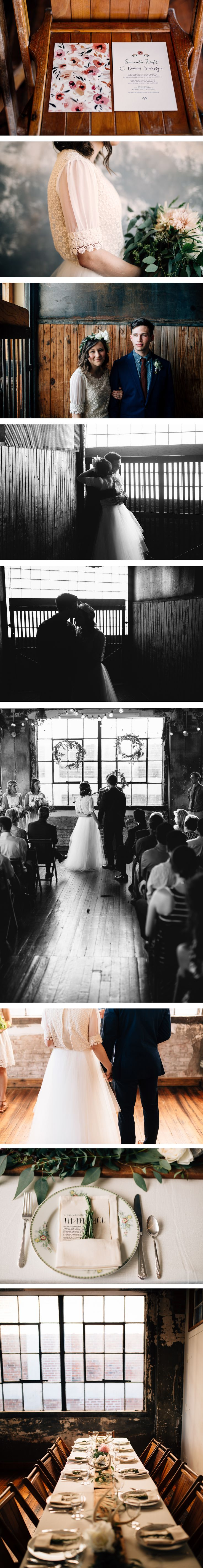 Downtown Kansas City Wedding at the Bauer