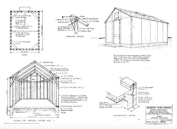 20 best timber frames images on pinterest diy pole barn for How to read foundation blueprints