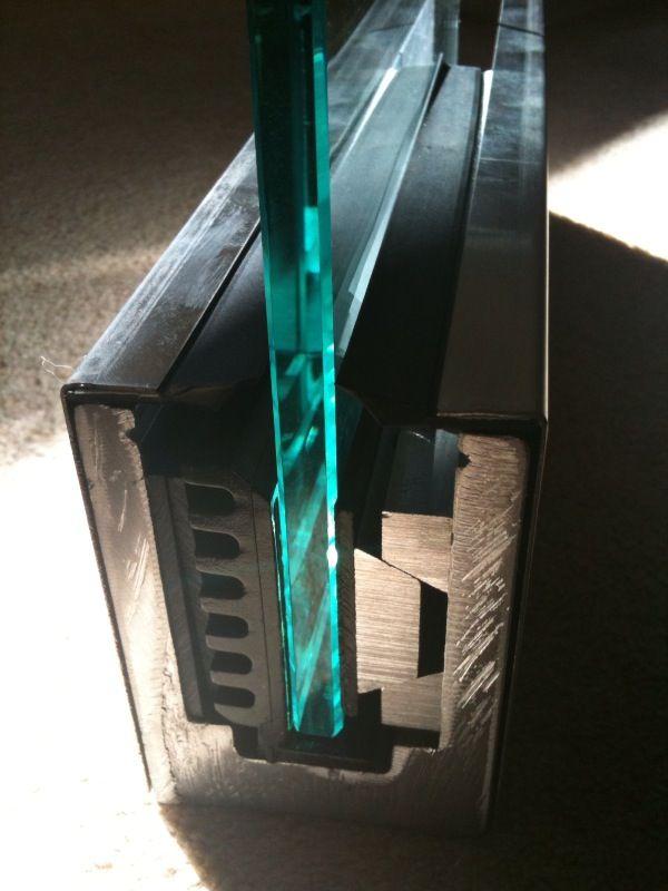 Frameless Glass Balustrade System