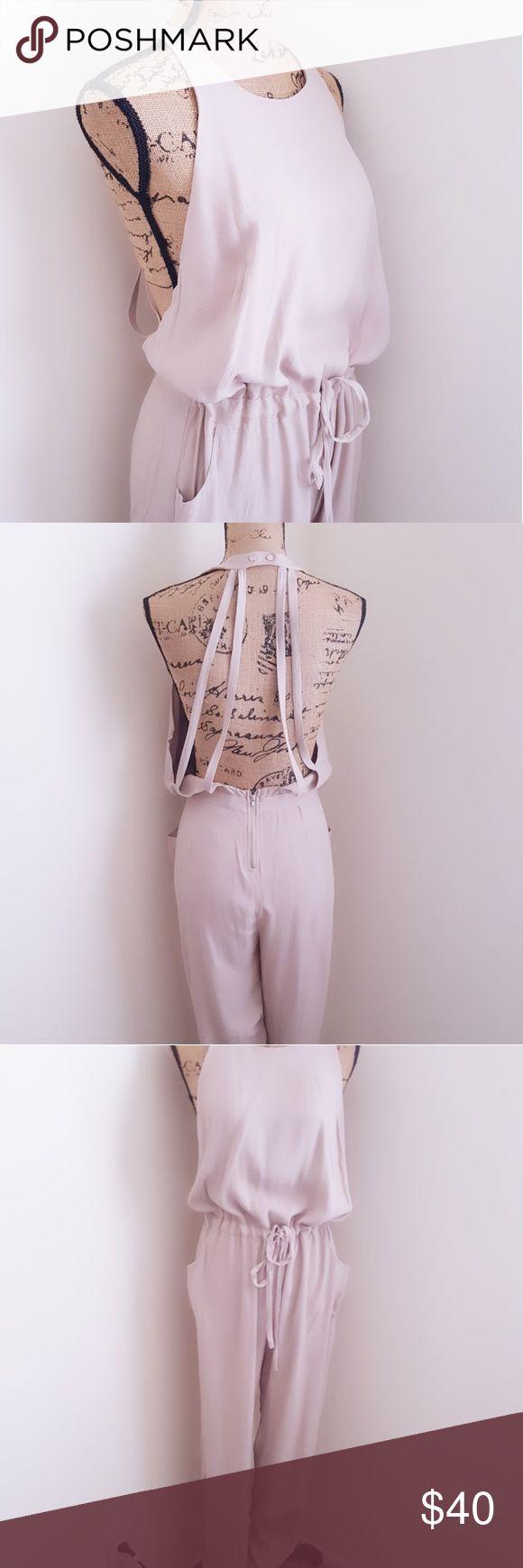 Nude Jumpsuit New  Size Large Pants Jumpsuits & Rompers
