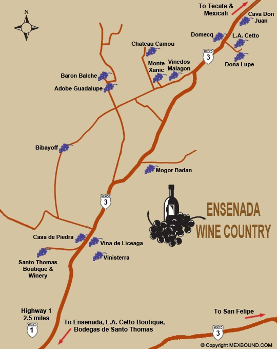 140 best baja california mexico images on pinterest centre ensenada baja california wine country sciox Gallery