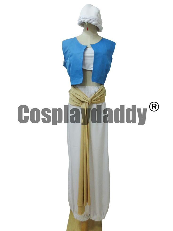 E002 The Labyrinth of Magic Magi Aladdin Cosplay Costume #Affiliate