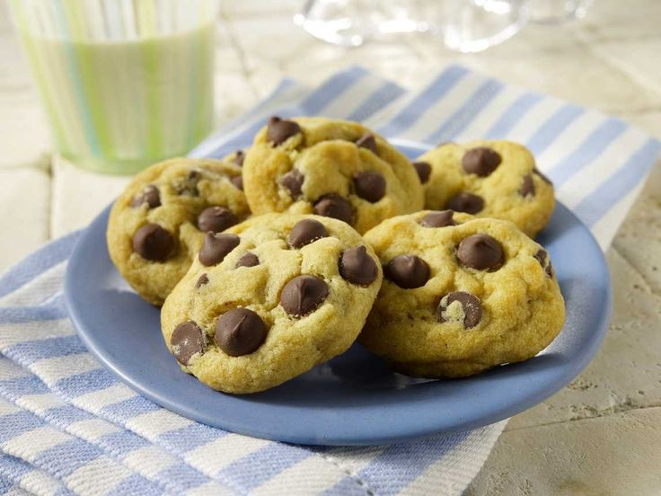 Did you know Silk® has a ton of tasty recipes, like  this one for Chocolate Chip Cookies? http://www2.silk.com/recipes/chocolate-chip-cookies