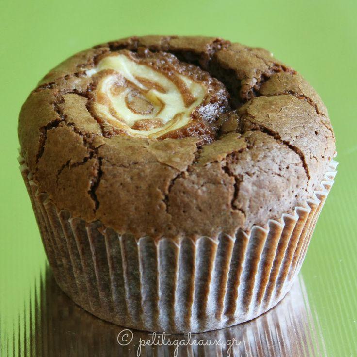 Cheesecake brownie cupcake!