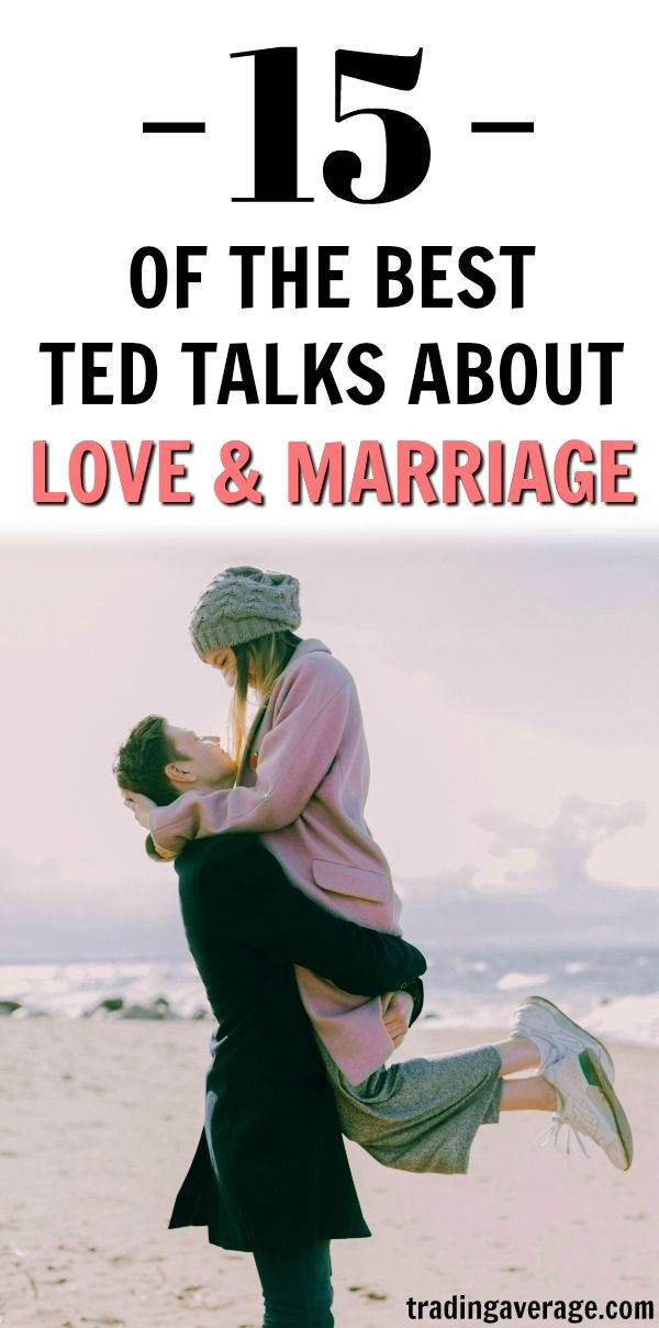 best ted talks about love