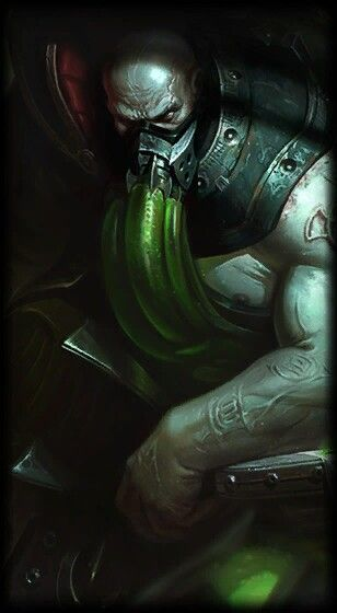 League of Legends- Urgot, The Dreadnaught