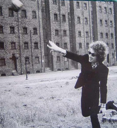 Another Icon of a Generation  Mr. Bob Dylan