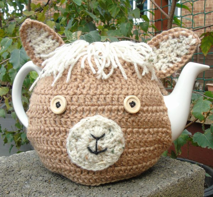Owl Egg Cosy Knitting Pattern : Details about Hand knitted tea cosy cosies crochet ...