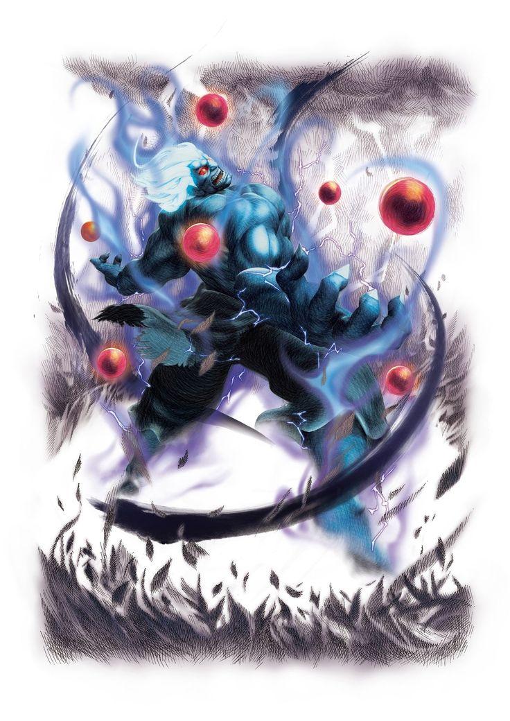 Diaporama Capcom - Les Artworks