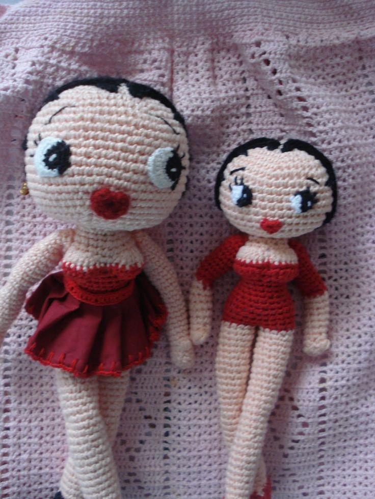 Oi amigas!!!!! Finalmente terminei o PAP da Betty Boop!!!! Espero que gostem!!!! A responsavel pela montagem das fotos foi a minha ...