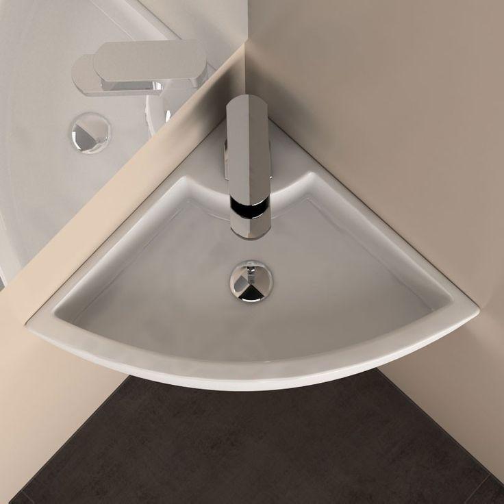 Lave main d'angle Pure, 31 cm