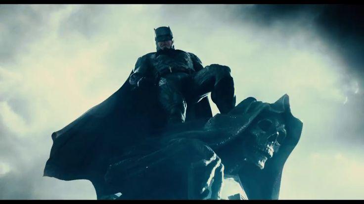 JUSTICE LEAGUE (2017)  UNITE THE LEAGUE  BATMAN Trailer Teaser https://www.youtube.com/watch?v=ZQnPW0Uae_s #timBeta