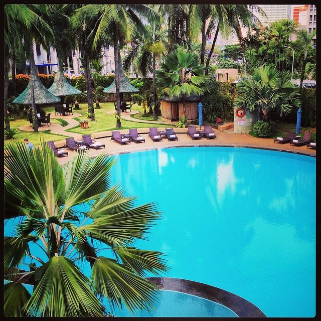 82 best manila philippines images on pinterest manila - Mandarin hotel cebu swimming pool ...