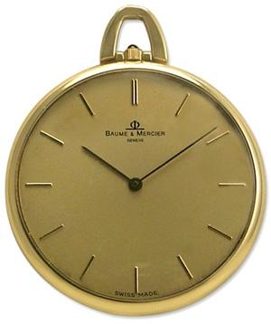 Baume & Mercier Vintage Pocket Watch