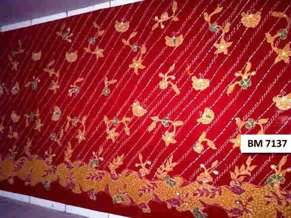Batik Tulis Madura  2 x 1,1 M USD60