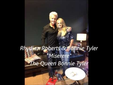 #BonnieTyler #RhydianRoberts #Duet #Do #Miserere  BUY IT HERE: http://www.amazon.co.uk/gp/product/B00IB4AQIS/ref=dm_mu_dp_trk3