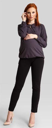 So chic graphite рубашка для беременных