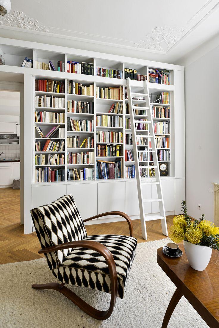 Interier retro byt, interierovy architekt, Pavla Kosová, retro nábytek, studio 29, retronaut, halabala