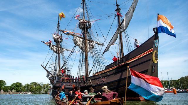 Maritiem historicus wil oude VOC-brieven laten vertalen | NU - Het laatste nieuws het eerst op NU.nl