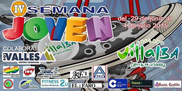 Collado Villalba celebra la IV Semana de la Juventud - villalbainformacion.com