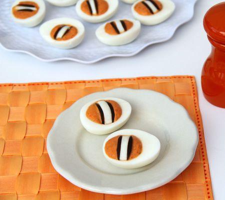 Deviled Clownfish Eggs
