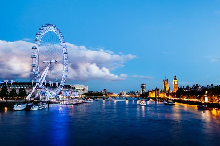 Mai vista Londra dal London eye? Ecco tutti i voli last minute http://www.volagratis.com/offerte/voli/londra