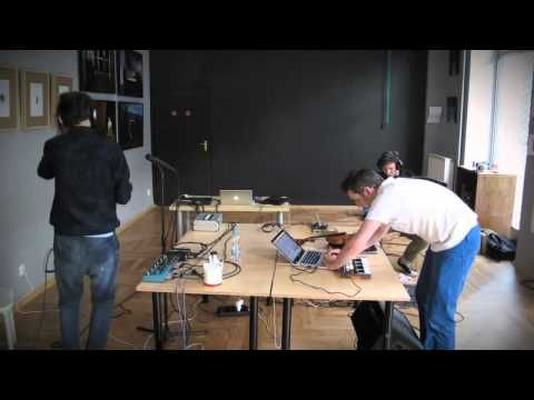BACKSPACE feat. Marcin Albert Steczkowski - Part 2 - live sessions - Jul...