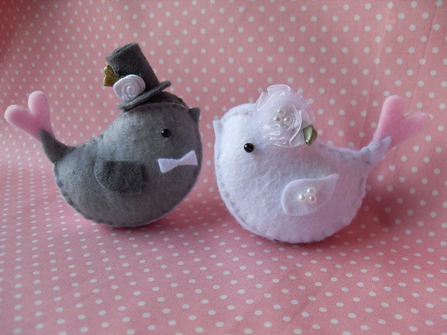 Love Birds from Two Hoots Crafts
