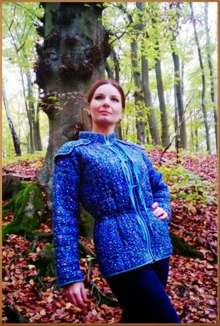 Papagena - handmade zone: Chinese jacket