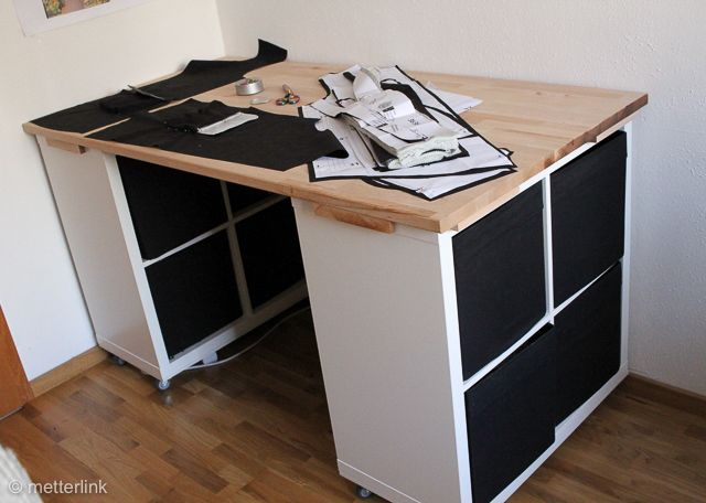 ber ideen zu kallax schreibtisch auf pinterest. Black Bedroom Furniture Sets. Home Design Ideas