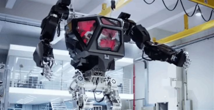 Koreans Are Building A Real Mech