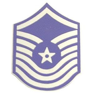 E-8 Smsgt Pin (old Style) Appr. 1