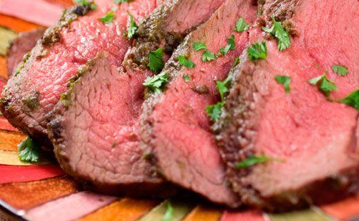 DINNER:  Epicure's Seasoned Steak (290 cals/serving)