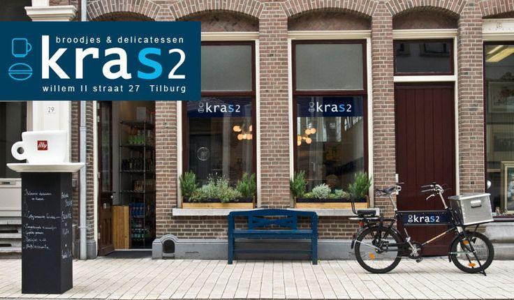 KraS2 broodjes en delicatessenwinkel in de willem2straat