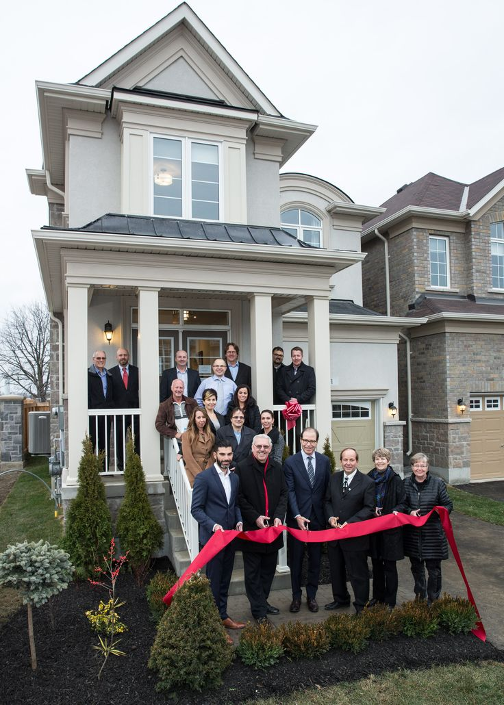 Press Release | Grand Opening: Menkes Builds LEED Silver Home in Halton Hills