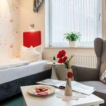 Einzelzimmer - Hotel im Stadtgebiet Winterberg