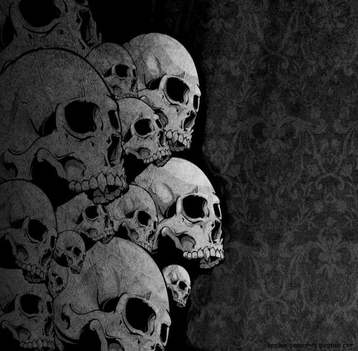Wallpapers For Iphone Popular: Skull Iphone Wallpaper